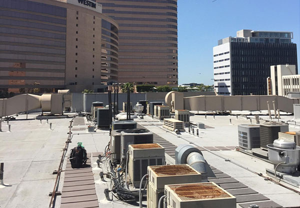 Commercial HVAC Repair, Torrance