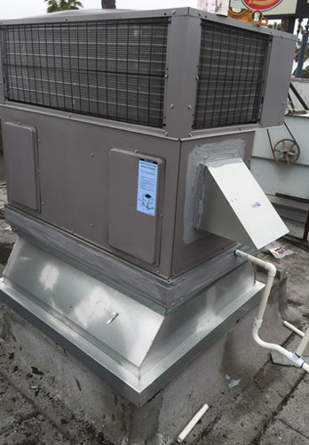 Seal Beach Commercial AC Replacement