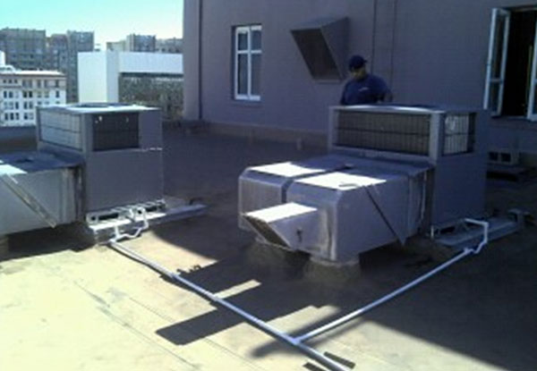 Commercial AC Replacement, Long Beach