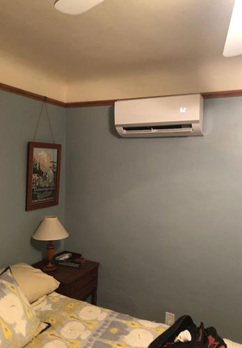 Ductless Mini-Split System in Long Beach,CA
