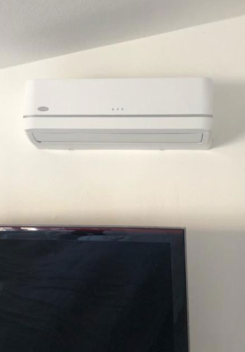 Ductless Mini-Split Installation in Orange County, CA