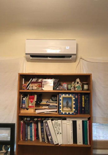 Ductless Mini-Split Installation in Long Beach,CA