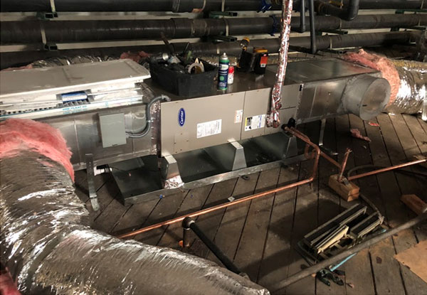 Ductwork Patching in Commerce, CA