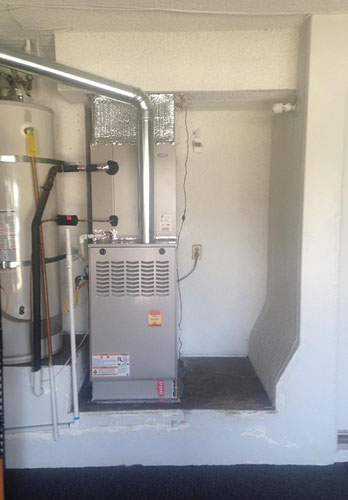 Residential Furnace Installation
