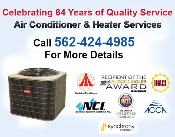 Heating Company, Air Conditioning Company | Signal Hill, CA